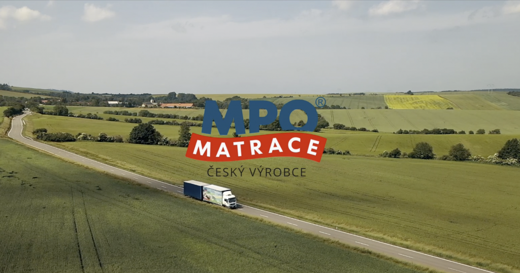 Matrace MPO se po celé ČR vozí zdarma až domů k zákazníkovi.